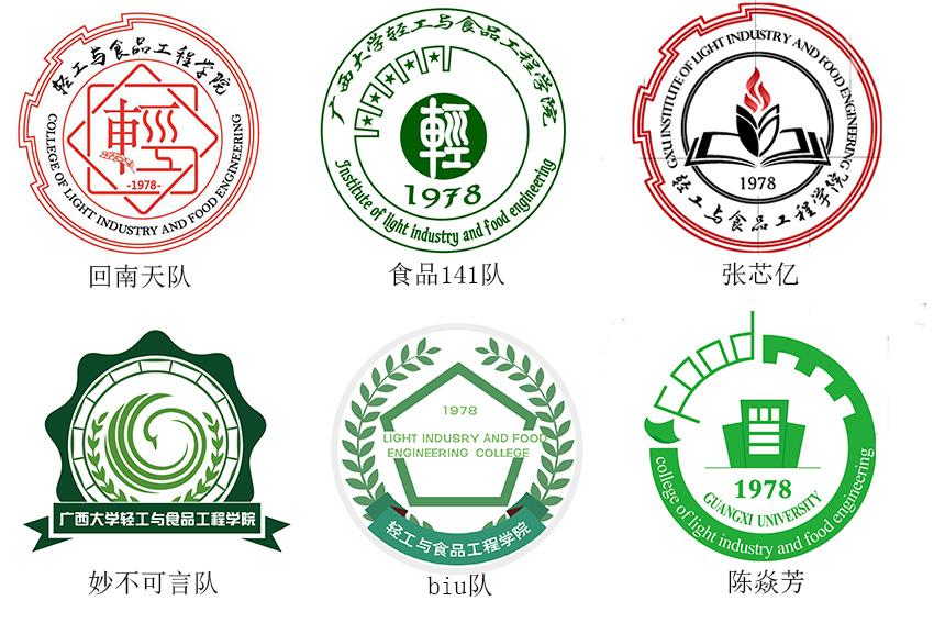 轻工与食品工程学院院徽设计大赛